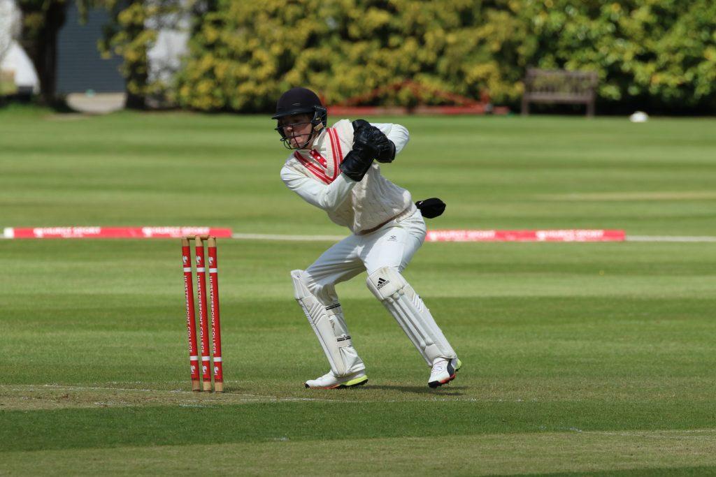 Senior school sport - cricket