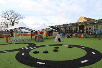 Pre-Prep playground