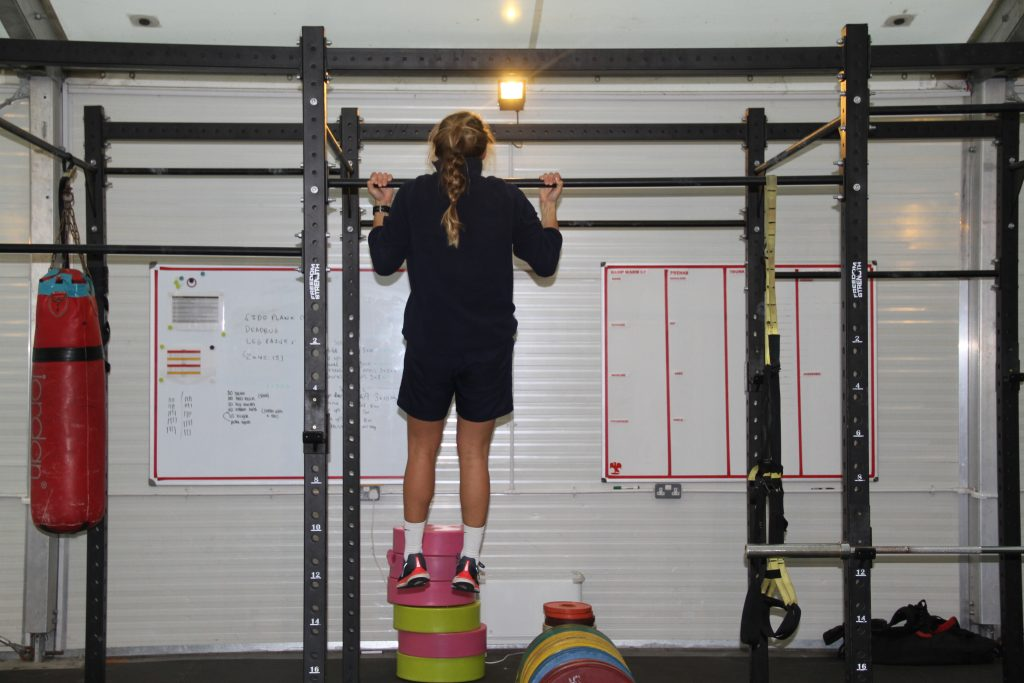 Senior school sport - strength and conditioning