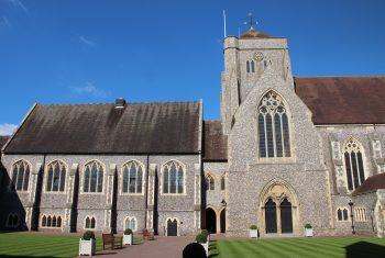 Hurst Chapel