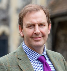 Tim Manly, Headmaster at Hurstpierpoint College
