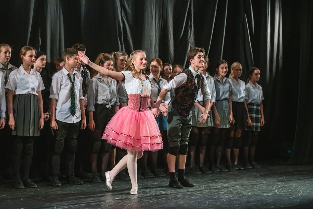 Sixth Form Dance