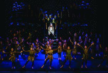 Hurst College, Hurstpierpoint, New Bury Theatre, performance, drama, dance, 2018