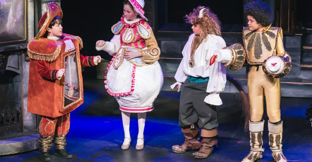 Hurst College, Beauty and the Beast, musical, theatre, 2020