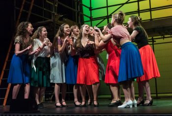 Hurst College, theatre, West Side Story, performance, 2019