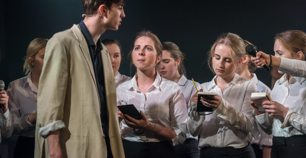 Hurstpierpoint College, Chess, theatre, musical, dance, 2018
