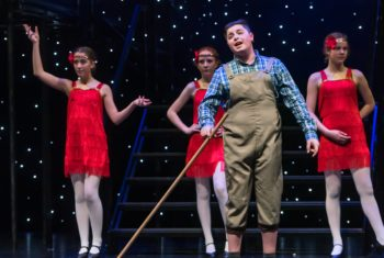 Hurstpierpoint College, Bugsy Malone, musical, performance, 2019,