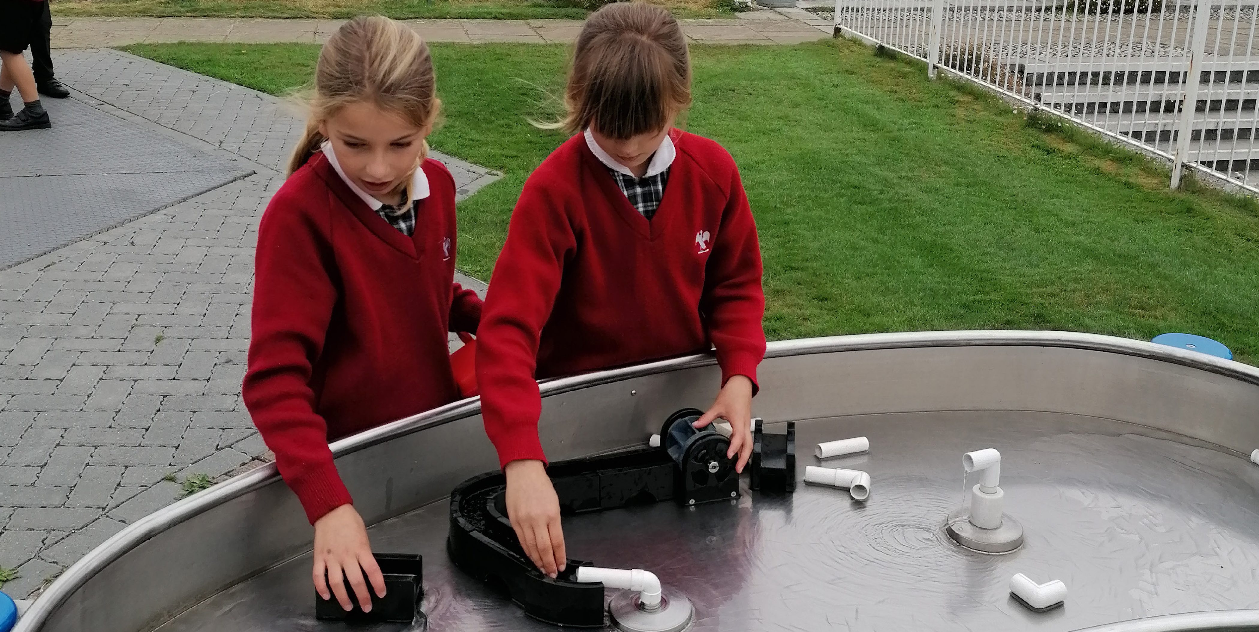 Science trip to the Observatory Science Centre